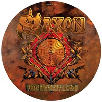 Saxon: Into the labyrinth