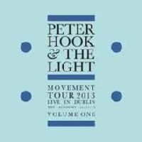 Hook, Peter & The Light: Movement - live in dublin vol. 1 -blue vinyl