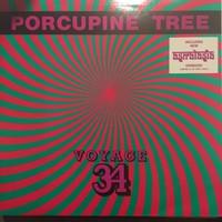 Porcupine Tree : Voyage 34