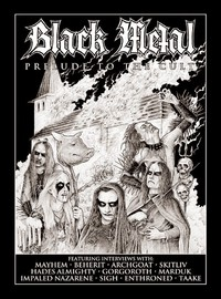 Patterson, Dayal: Black Metal: Prelude to the Cult