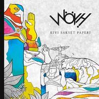 WÖYH!: Kivi sakset paperi värityskirja