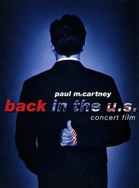 McCartney, Paul: Back in the U.S.