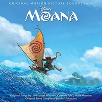 Soundtrack: Moana