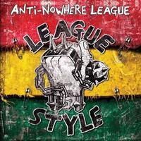 Anti-Nowhere League: League style