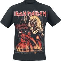 Iron Maiden: The Number of the Beast Graphic
