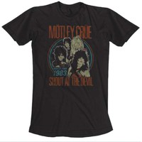 Motley Crue: World Tour