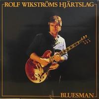 Wikström, Rolf: Bluesman