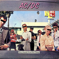 AC/DC : Dirty Deeds Done Dirt Cheap