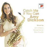 Dickson, Amy: Catch me if you can