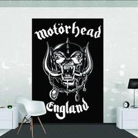 Motorhead: Wall mural (1.58 x 2.32m)