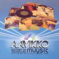 Aavikko: History of muysic