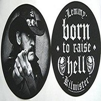 Motörhead: Lemmy - Born to Raise Hell -slipmat