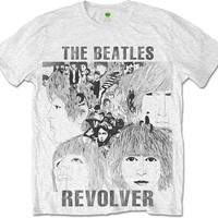Beatles: Revolver (sublimation print)