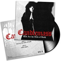 Candlemass: Dark Are the Veils of Death