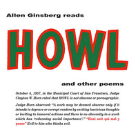 Ginsberg, Allen: Reads Howl And Other Poems