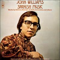 Williams, John (AU): John Williams Plays Spanish Music