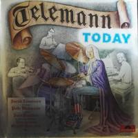 Asmussen, Svend: Telemann Today