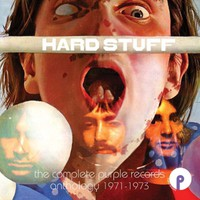 Hard Stuff: Complete purple records anthology 1971-1