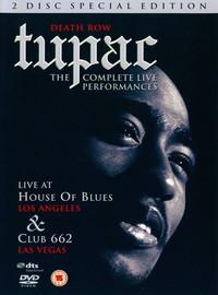 2pac: Complete Live Performances