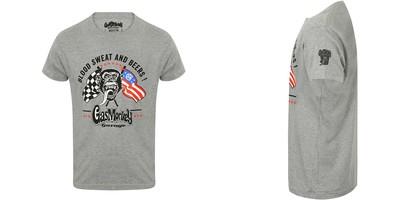 Gas Monkey Garage: Flags