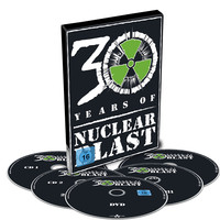 V/A: 30 years of Nuclear Blast