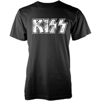 Kiss: Distressed logo