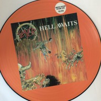 Slayer : Hell Awaits -Picture Disc-