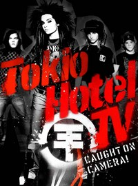 Tokio Hotel: Tokio Hotel TV - caught on camera -deluxe digipak