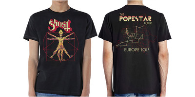 Ghost (Swe): Popestar Tour Europe 2017
