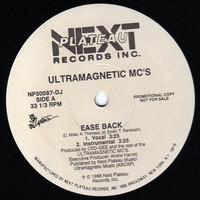 Ultramagnetic MC's: Ease Back / Kool Keith Housing Things
