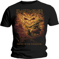 Iron Maiden: Ghost of the Navigator
