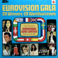 ABBA: Eurovision Gala - 29 Winners - 29 Worldsuccesses