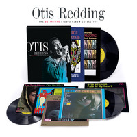 Redding, Otis: The Definitive Studio Albums Collection