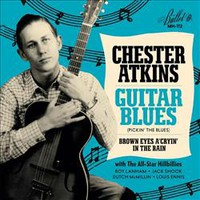 Atkins, Chet: Guitar blues