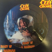Osbourne, Ozzy : Diary of a Madman -Picture Disc-