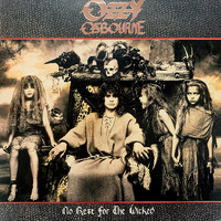 Osbourne, Ozzy : No Rest For The Wicked