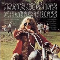 Joplin, Janis: Greatest hits -coloured vinyl
