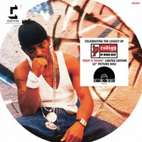 Prodigy Of Mobb Deep: Keep it thoro -picture vinyl