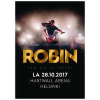 Robin: Tää on se hetki
