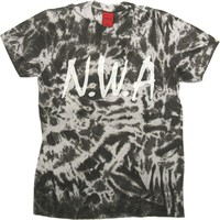 NWA: Logo (tie dye)