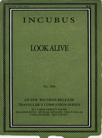 Incubus: Look Alive -dvd+cd