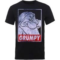 Disney: Snow white grumpy dwarf poster