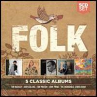 V/A: 5 classic albums: folk