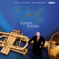 Hänninen, Kari: Great trumpet sonatas