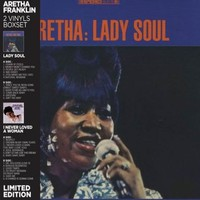 Franklin, Aretha: Lady soul + I never loved a woman