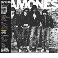Ramones: Road to ruin + ramones