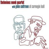 Coltrane, John: Thelonious Monk Quartet With John Coltrane At Carnegie Hall