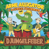 Aarne Alligaattori & Viidakkorumpu: Djungelfeber