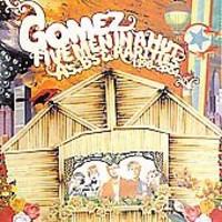 Gomez: Five men in a hut - singles 1998-2004