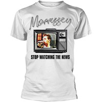Morrissey: Stop watching the news